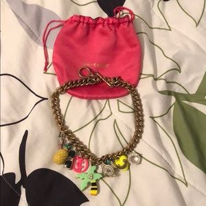 Juicy Couture Summer Necklace